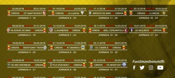 Calendario Liga q