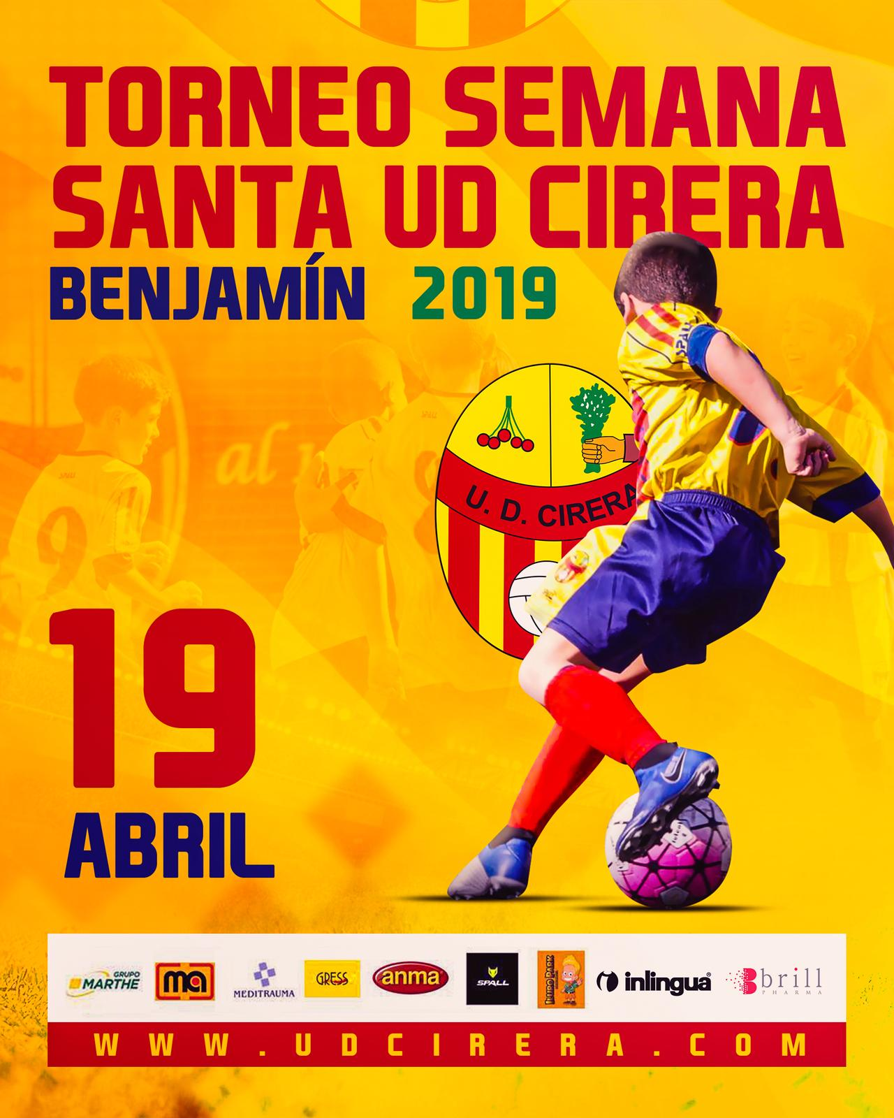 Torneo Semana Santa UD Cirera