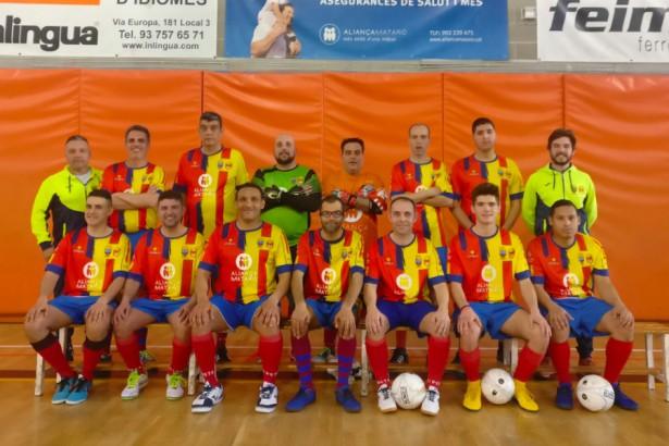 El Futsal Cirera Aliança Mataró consigue el ascenso